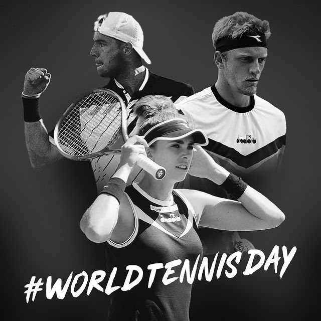 Diadora Sport - World Tennis Day